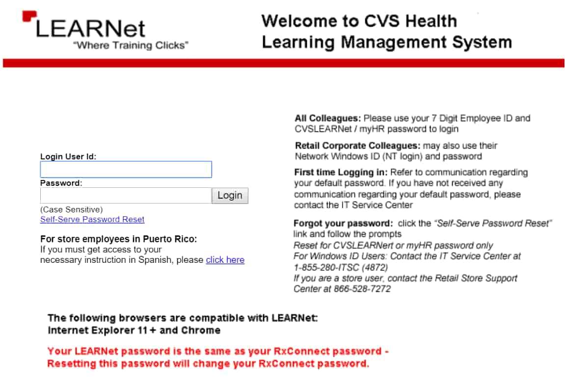 cvslearnet.cvs